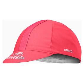 Castelli Giro d'Italia #102 Berretto da ciclismo, pink giro